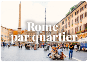Rome par quartier