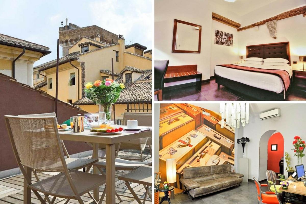 Hôtel Navona Rome