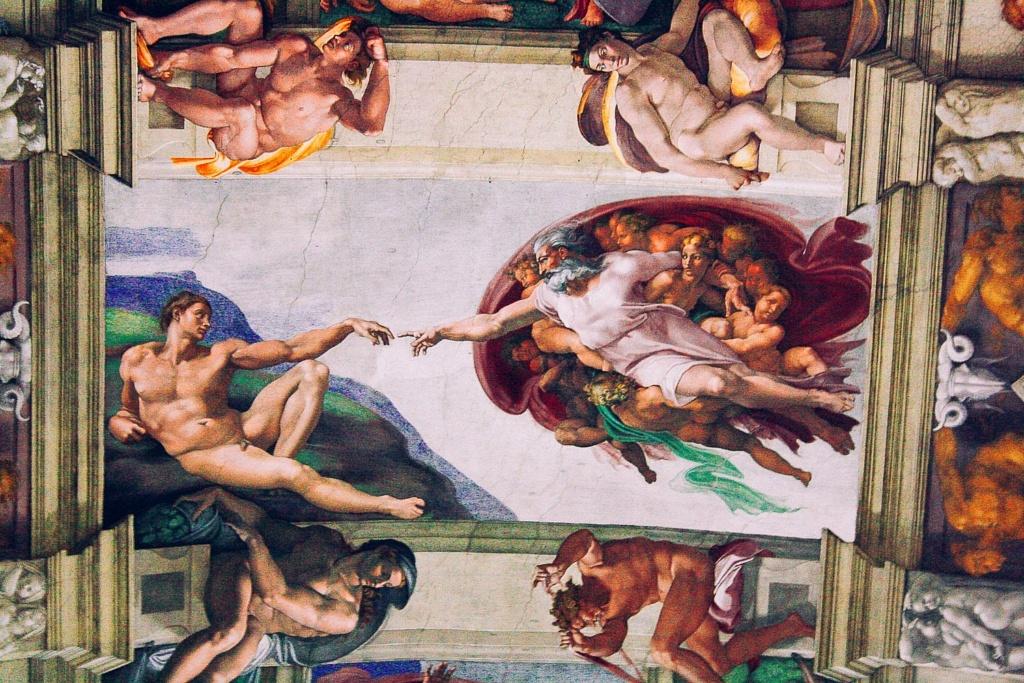fresque-vatican-chapelle-sixtine