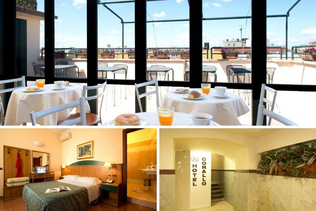 Hôtel Corallo Rome