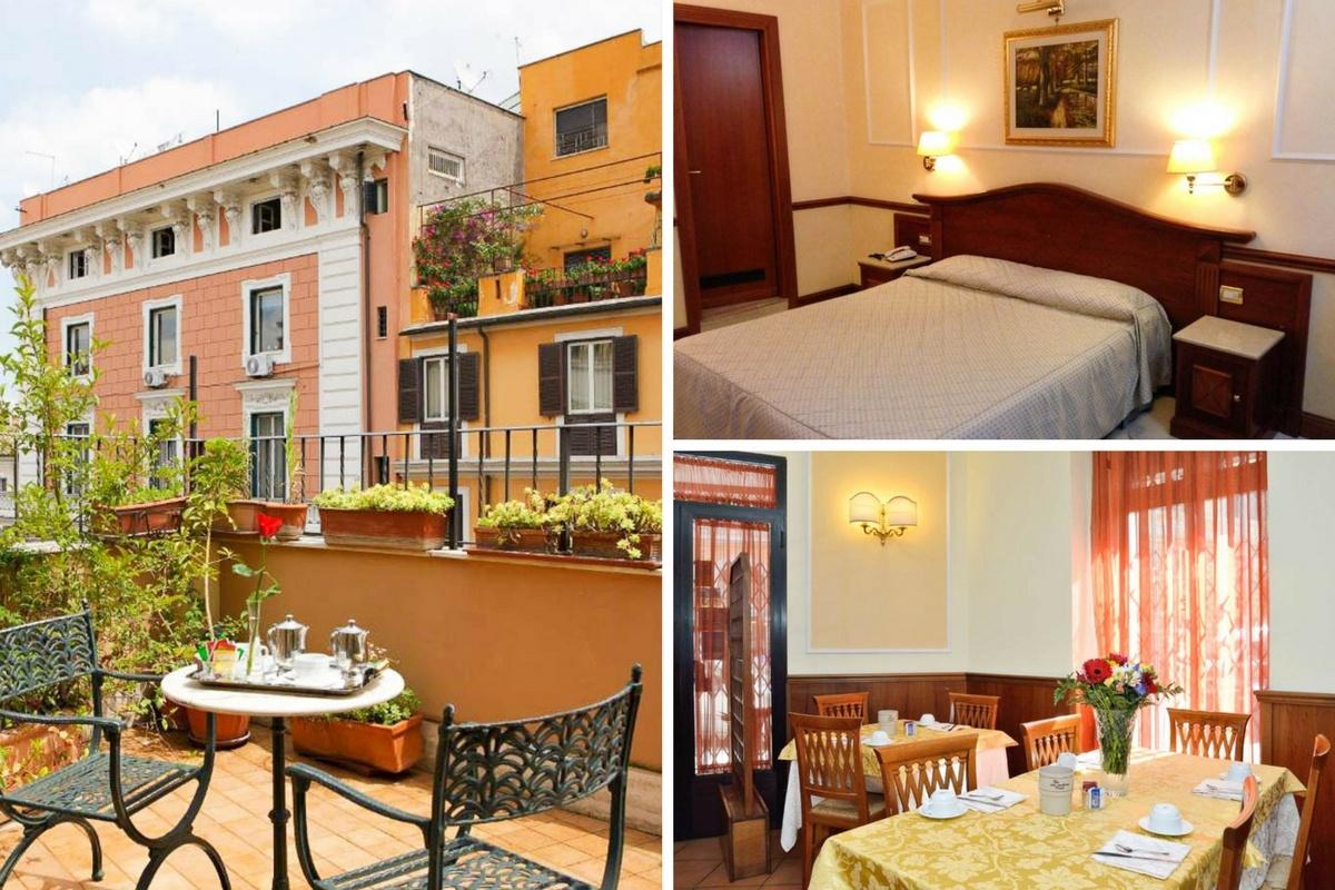 Hôtel Hiberia Rome
