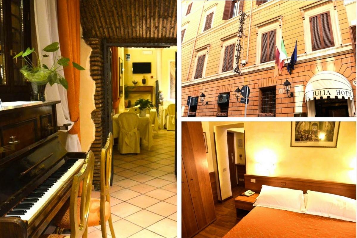 Hôtel Julia Rome