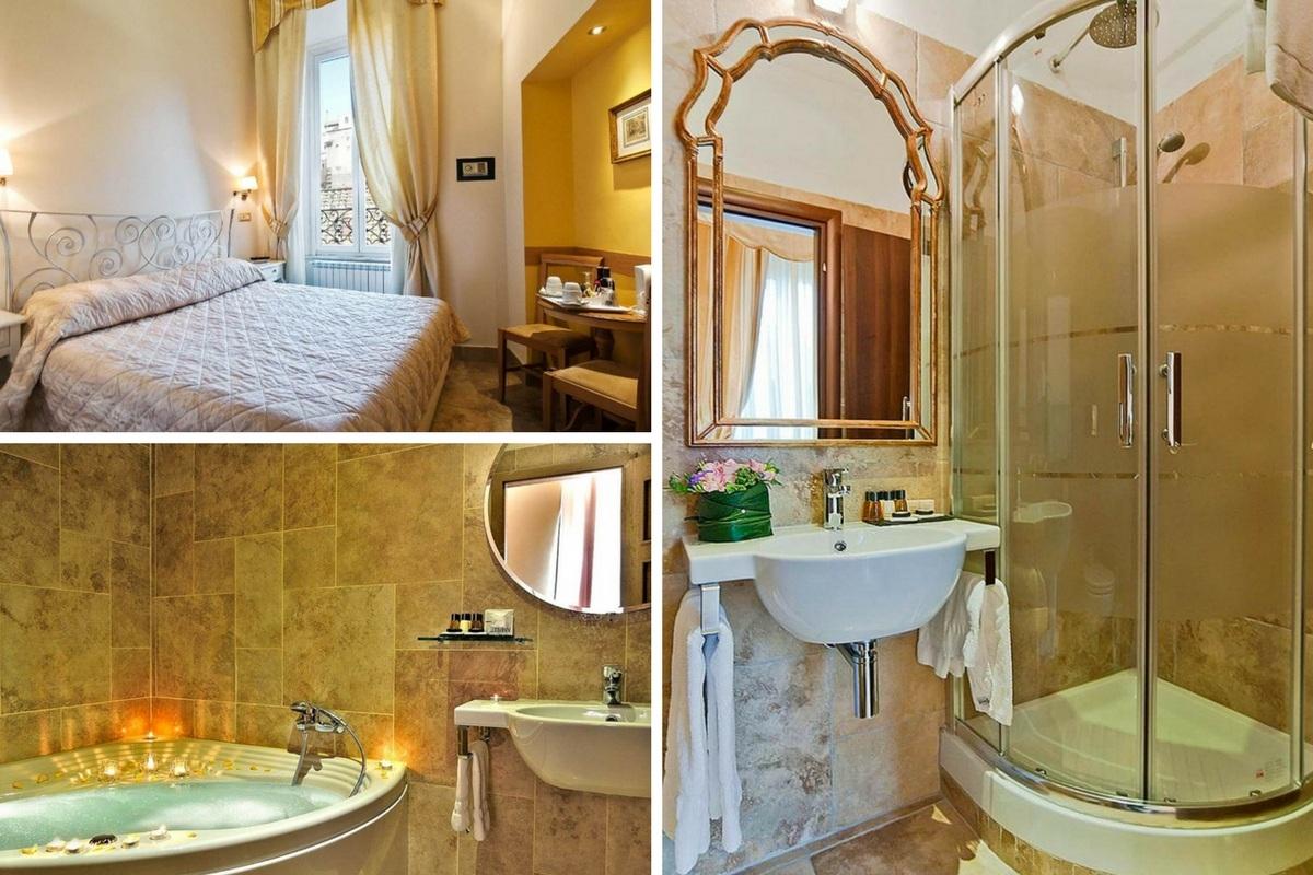 Hôtel Le Clarisse Rome