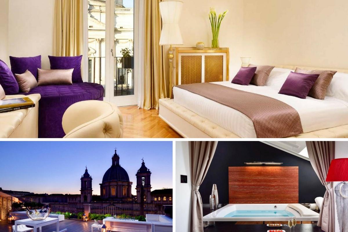 Hôtel Lifestyle suites Rome
