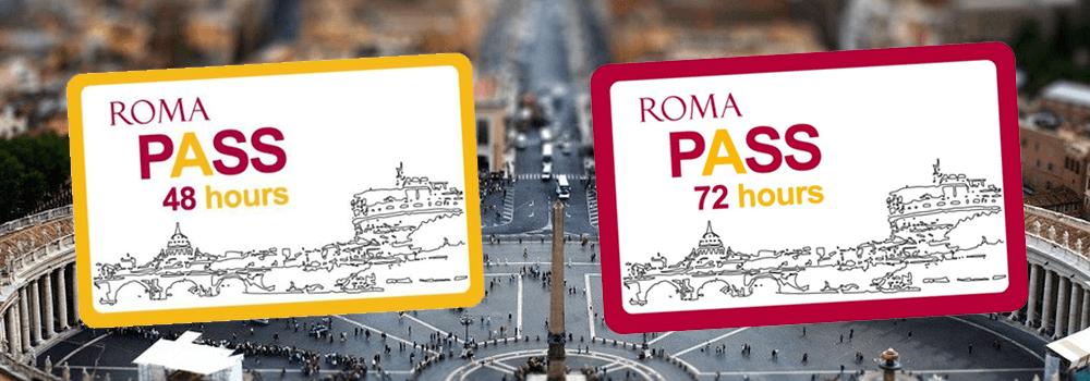 roma pass - les escapades à Rome
