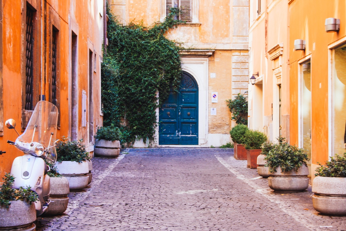 Ghetto juif Rome