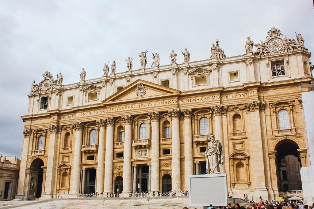 basilique saint pierre omnia pass