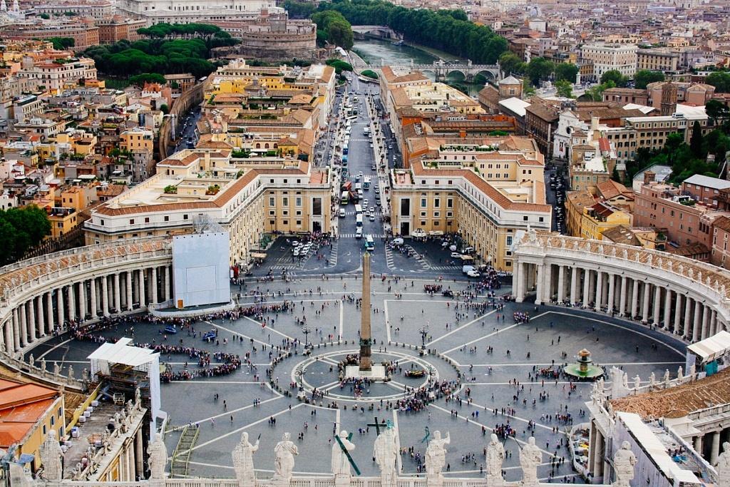 vatican omnia pass