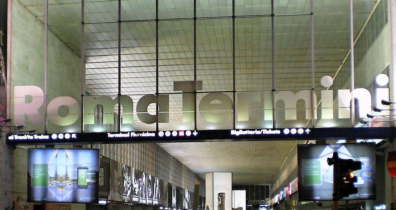 Gare Termini Rome