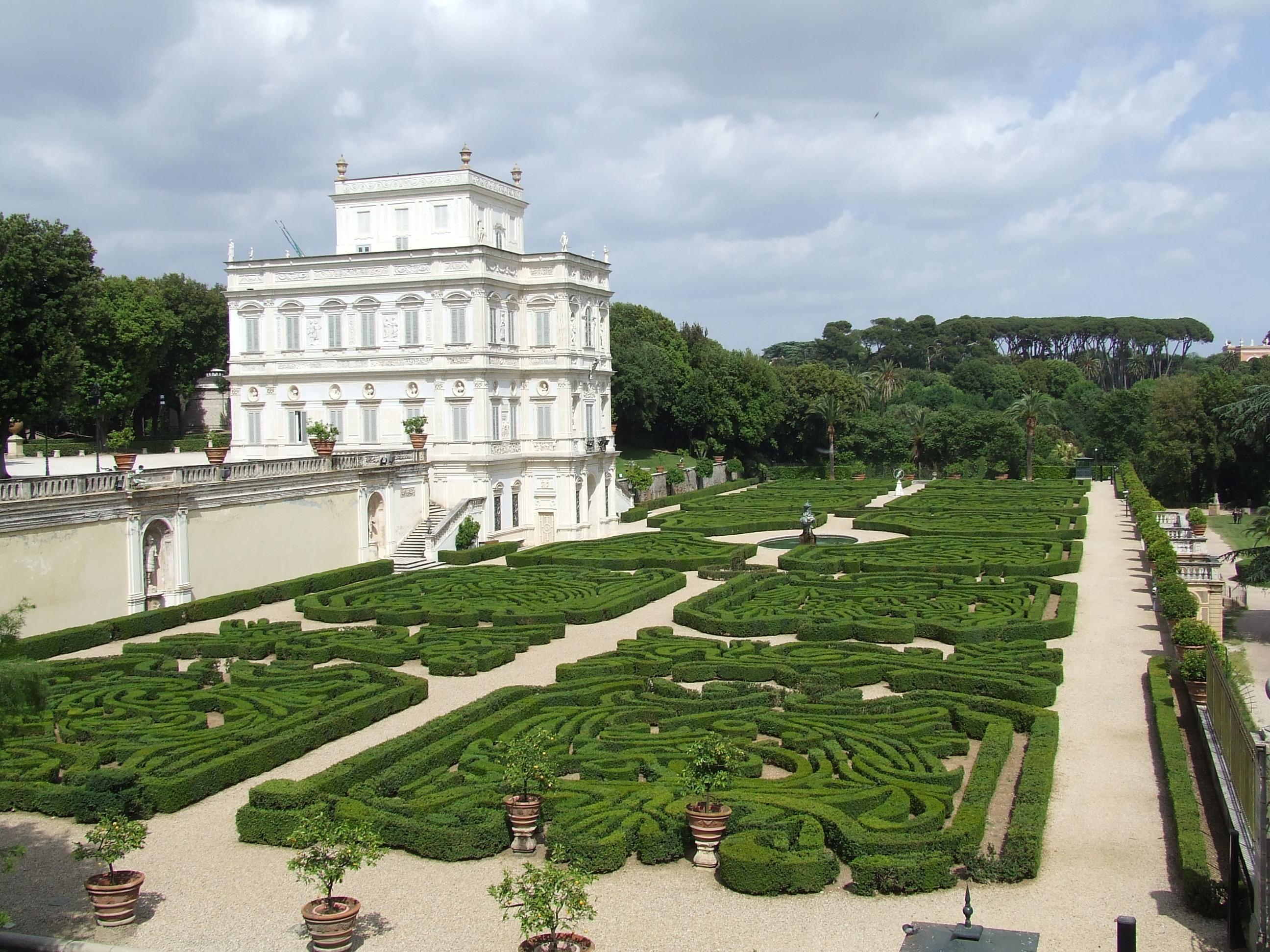 Parc Villa Doria Phampili, Rome
