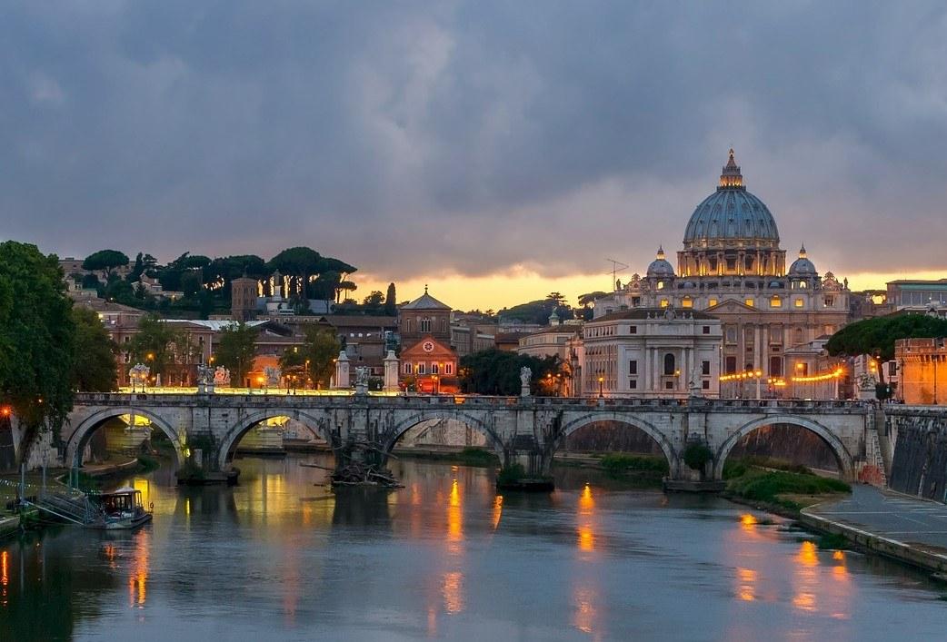 Pont San Angelo, Rome