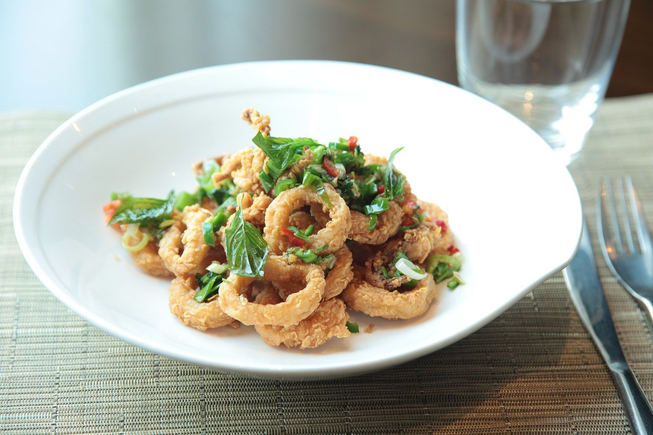 specialité - culinaire - rome - calamars -frits