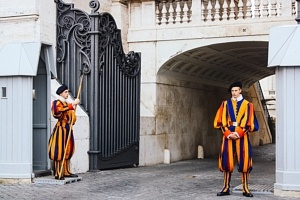 gardes vatican