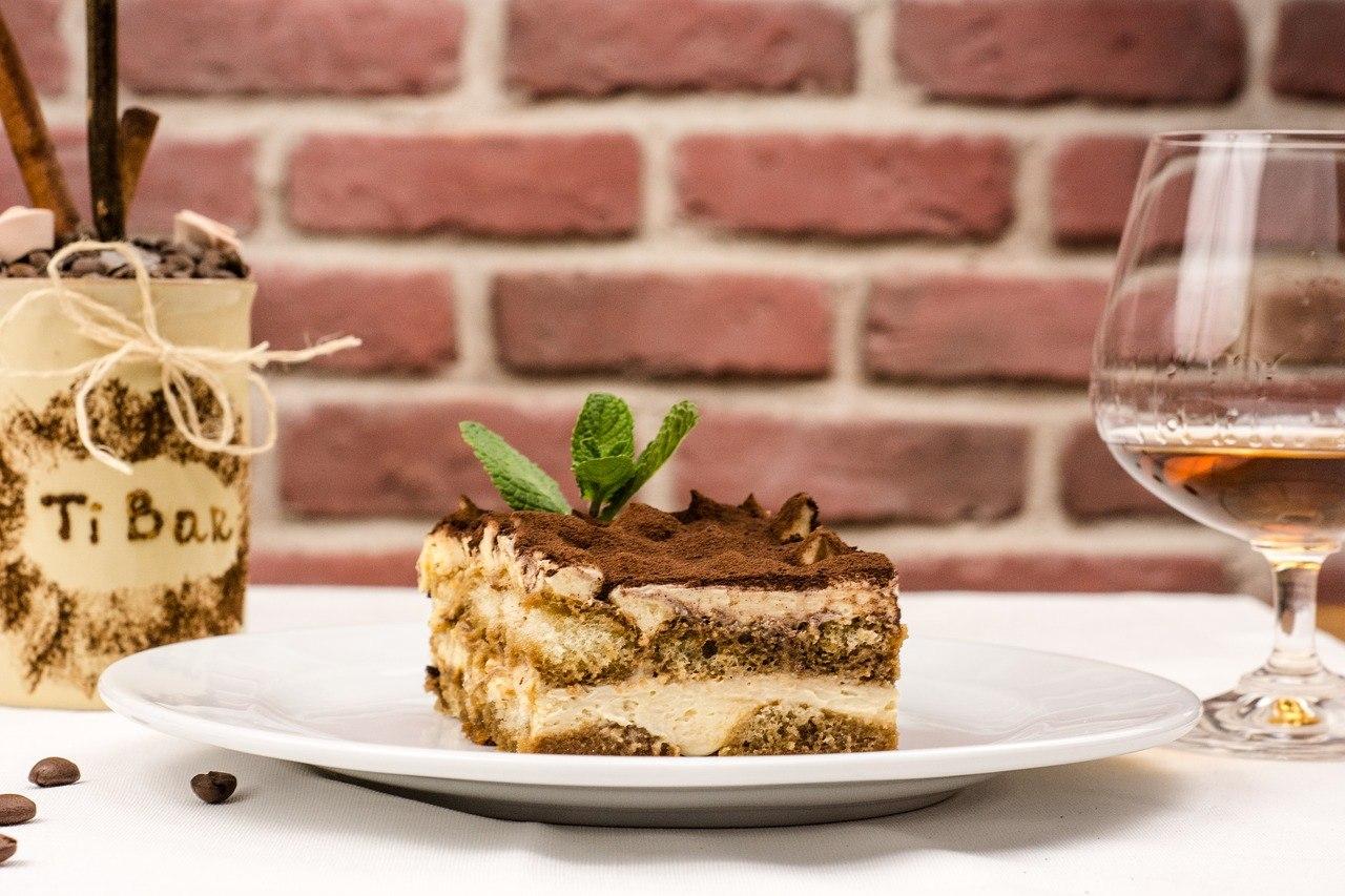 spécialité - culinaire - rome - tiramisu
