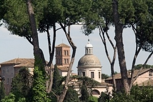 Mont Palatin, Rome
