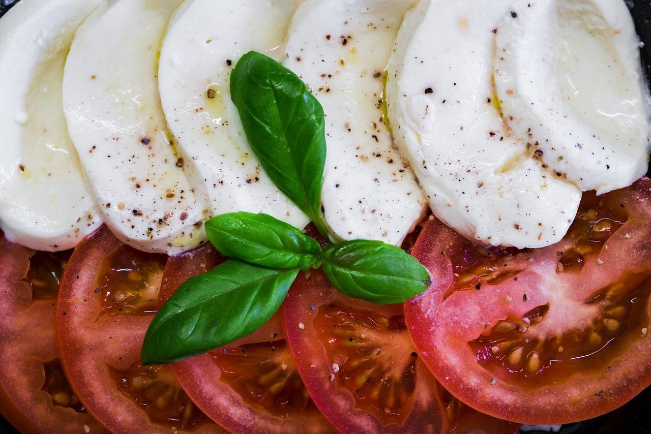spécialité - culinaire - rome - mozzarella