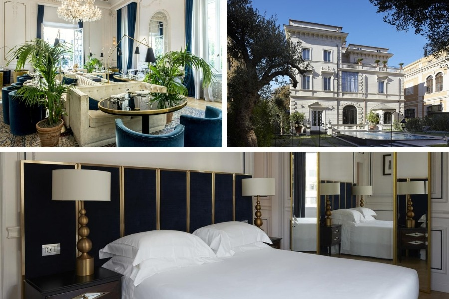 Hotel Palazzo Dama