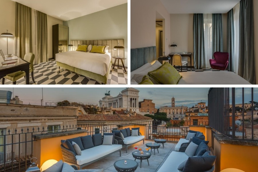 Otivm Hotel Rome