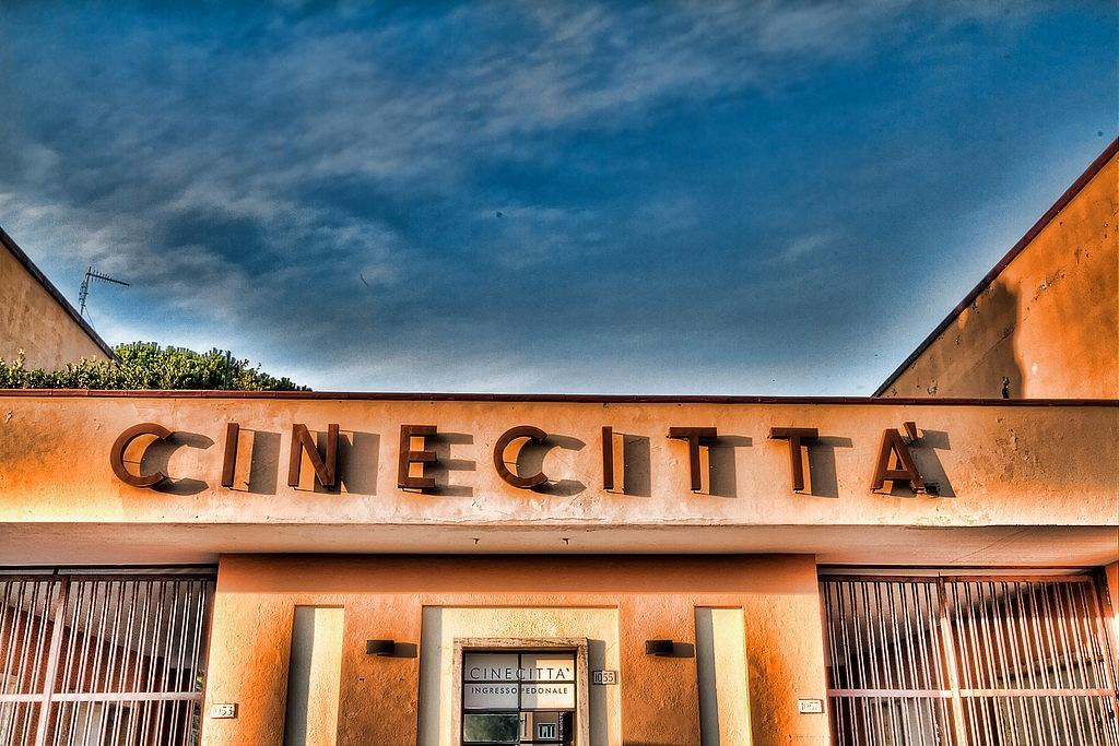 Studios Cinecitta, Rome