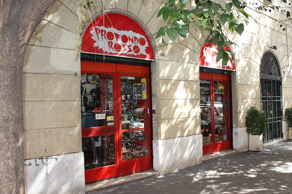 Musée des horreurs de Rome, Profondo Rosso